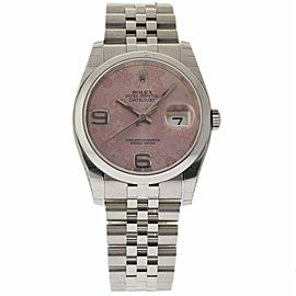 Rolex Datejust 116200 Steel 36.0mm Watch