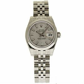 Rolex Datejust 179160 Steel 26.0mm Womens Watch