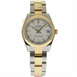 Rolex Datejust 178243 Steel 31.0mm Womens Watch