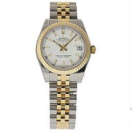 Rolex Datejust 178273 Steel 31.0mm Womens Watch