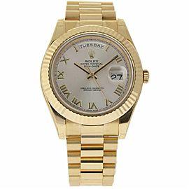Rolex Day-date Ii 218238 Gold 41mm Watch