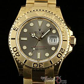 Rolex Yacht-master 16628 Gold 40.0mm Watch