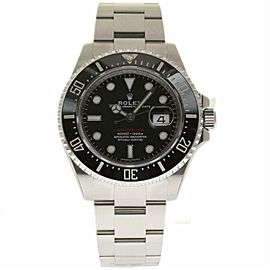 Rolex Sea-dweller 126600 Steel 43.0mm Watch