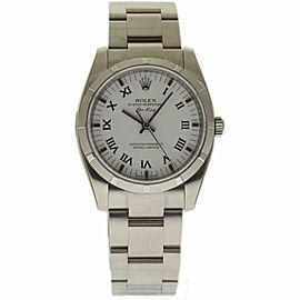 Rolex Air-king 114210 Steel 34.0mm Watch