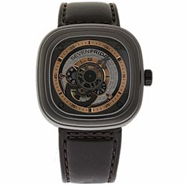 Sevenfriday P Series P2-01 Steel 47.0mm Watch