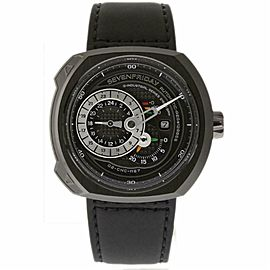 Sevenfriday Q Series Q3-01 Steel 49.0mm Watch