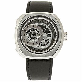 Sevenfriday Q Series Q1-01 Steel 49.0mm Watch
