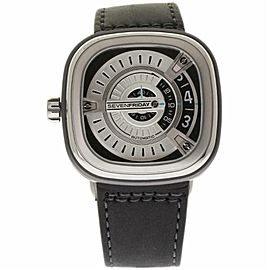 Sevenfriday M Series M1-01 Steel 47.0mm Watch