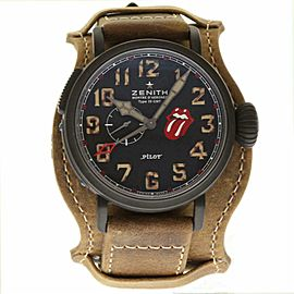 Zenith Pilot 96.2435. Titanium 48.0mm Watch