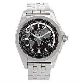 Breitling Galactic WB3510 Steel 42.0mm Watch