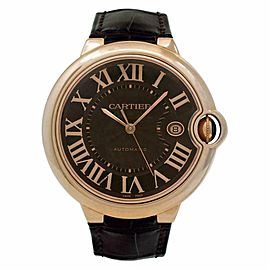 Cartier Ballon Bleu W6920037 Gold 42.0mm Watch