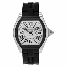 Cartier Roadster W6206018 Steel 37.0mm Watch