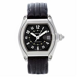 Cartier Roadster W62025V3 Steel 35.0mm Watch