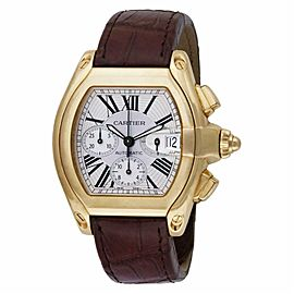 Cartier Roadster W62021Y3 Gold 37.5mm Watch