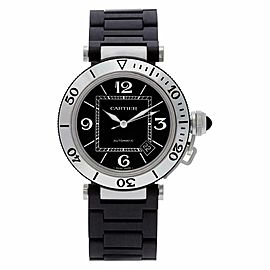 Cartier Pasha W31077U2 Steel 41.0mm Watch