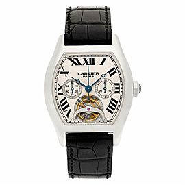 Cartier Tortue W1545751 Platinum 37.0mm Watch