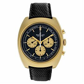Breitling Duograph Gold 42.0mm Watch