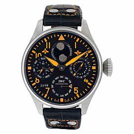 IWC Pilot IW502618 Steel 46.0mm Watch