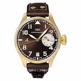 IWC Pilot IW500421 Gold 46.0mm Watch