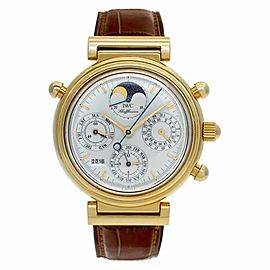 IWC Da Vinci IW375107 Gold 37.0mm Watch