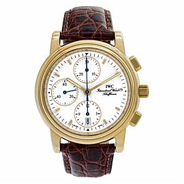 IWC Portofino IW3703 Gold 39.0mm Watch