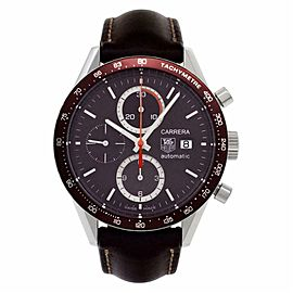 Tag Heuer Carrera CV2013-3 Steel 41.0mm Watch