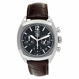 Tag Heuer Monza CR21130 Steel 37.0mm Watch