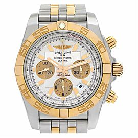 Breitling Chronomat CB0110 Steel 45.0mm Watch