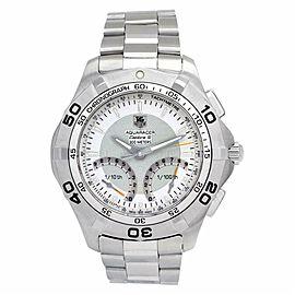 Tag Heuer Aquaracer CAF7011 Steel 43.0mm Watch