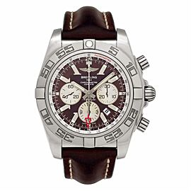 Breitling Chronomat AB0410 Steel 47.0mm Watch