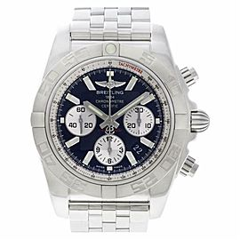 Breitling Chronomat AB0110 Steel 44.0mm Watch