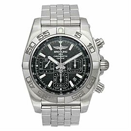 Breitling Chronomat AB0110 Steel 46.0mm Watch
