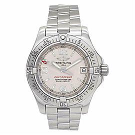 Breitling Colt A77380 Steel 33.0mm Womens Watch