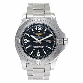 Breitling Colt A74388 Steel 43.0mm Watch