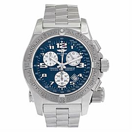 Breitling Emergency A73322 Steel 45.0mm Watch
