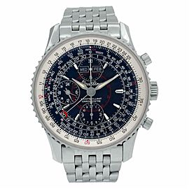 Breitling Navitimer A21330 Steel 43.0mm Watch