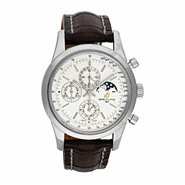 Breitling Transocean A19310 Steel 0.0mm Watch
