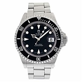 Tudor Submariner 79190 Steel 39.0mm Watch