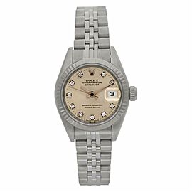Rolex Datejust 79174 Steel 26.0mm Womens Watch