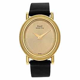 Piaget Vintage 7358 Gold 27.0mm Watch