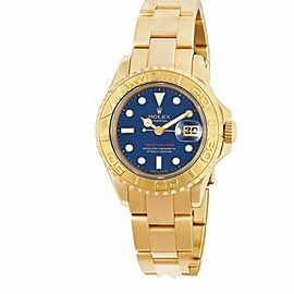 Rolex Yacht-master 69628 Gold 0.0mm Womens Watch