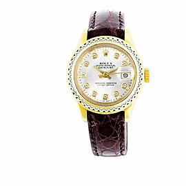 Rolex Datejust 69278 Gold 0.0mm Womens Watch