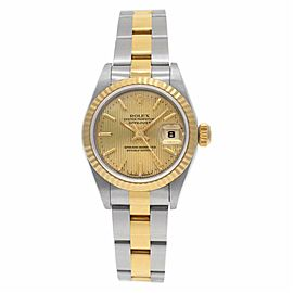 Rolex Datejust 69173 Steel 26.0mm Womens Watch