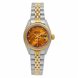 Rolex Datejust 6917 Steel 26.0mm Womens Watch