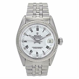 Rolex Datejust 6827 Steel 30.0mm Womens Watch