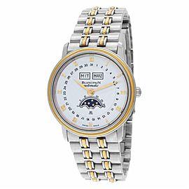 Blancpain Villeret 6595-131 Gold 33.0mm Watch
