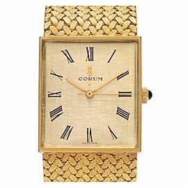 Corum Classic 64215 Gold 29.0mm Watch
