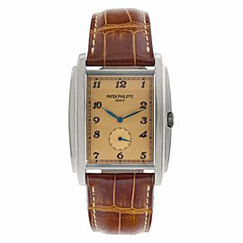 Patek Philippe Gondolo 5124G Gold 32.0mm Watch