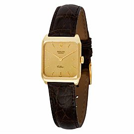 Rolex Cellini 4131 Gold 26.5mm Watch