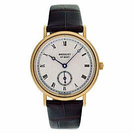 Breguet Classique 3910 Gold 33.0mm Watch